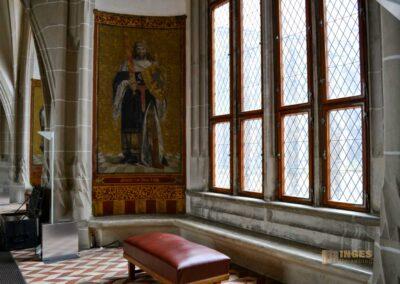 Großer Saal Albrechtsburg in Meißen