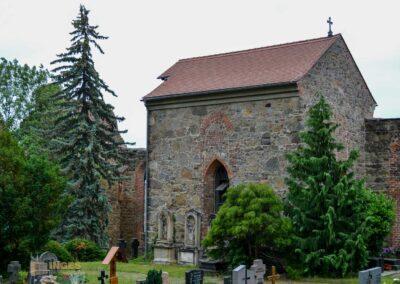 Nikolaifriedhof in Bautzen