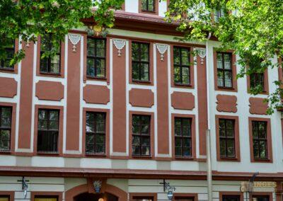 Hauptstrasse Innere Neustadt Dresden