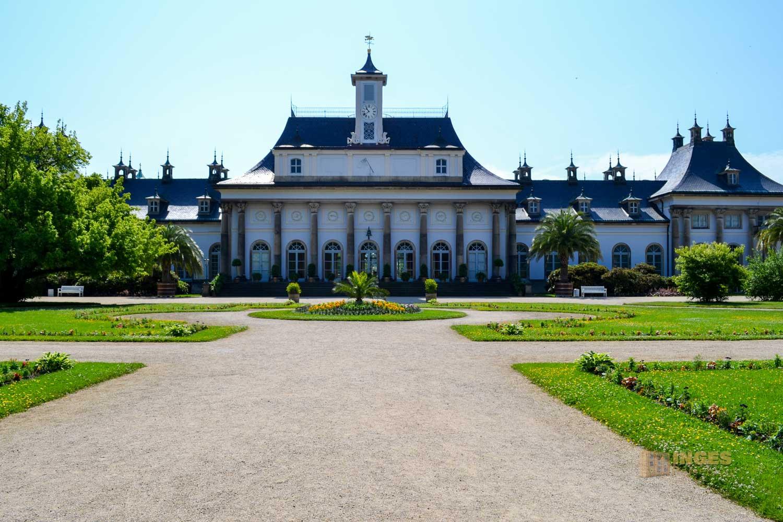 Neues Palais Schloss Pillnitz