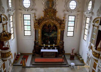 Schlosskapelle von Schloss Moritzburg