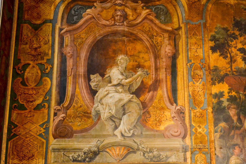 Billardsaal Schloss Moritzburg