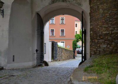 Schlosshof in Bautzen