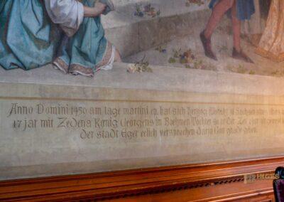 Kleine Tafelstube Albrechtsburg in Meißen