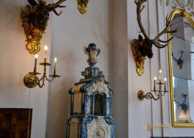 Speisesaal Schloss Moritzburg