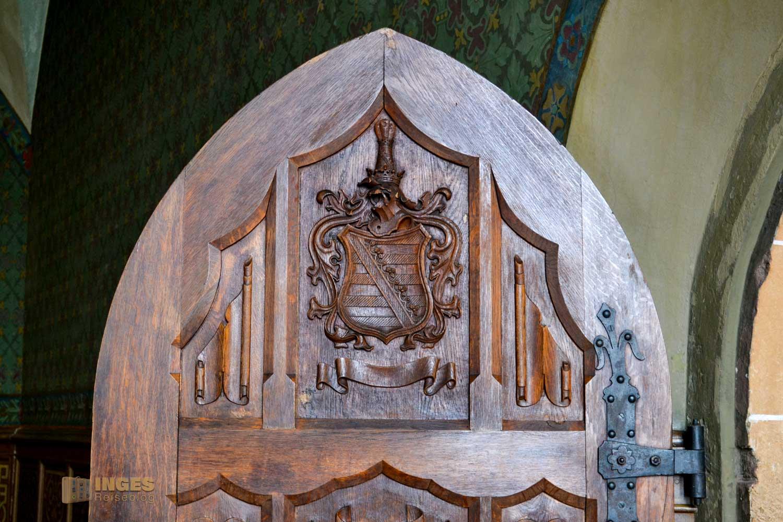 Wappensaal Albrechtsburg in Meißen