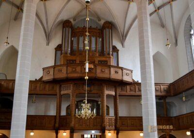 evangelische Orgel im Dom St. Petri zu Bautzen