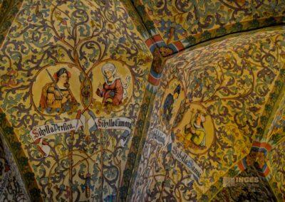 Detailaufnahmen Albrechtsburg in Meißen