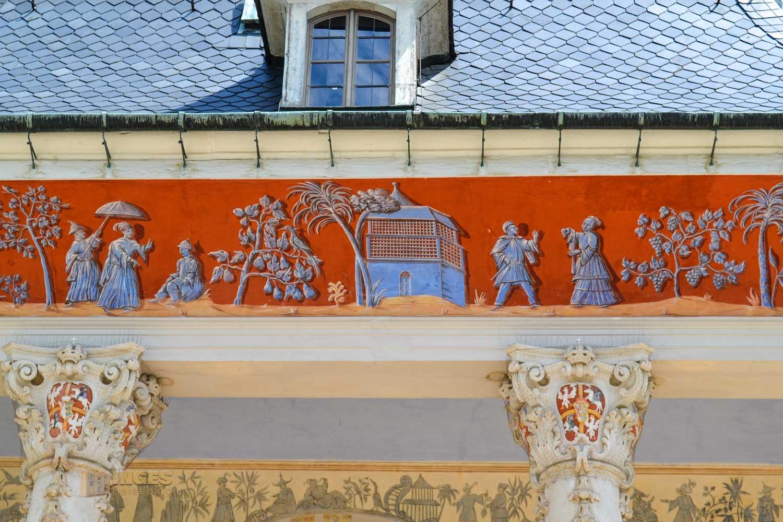 Bergpalais Schloss Pillnitz