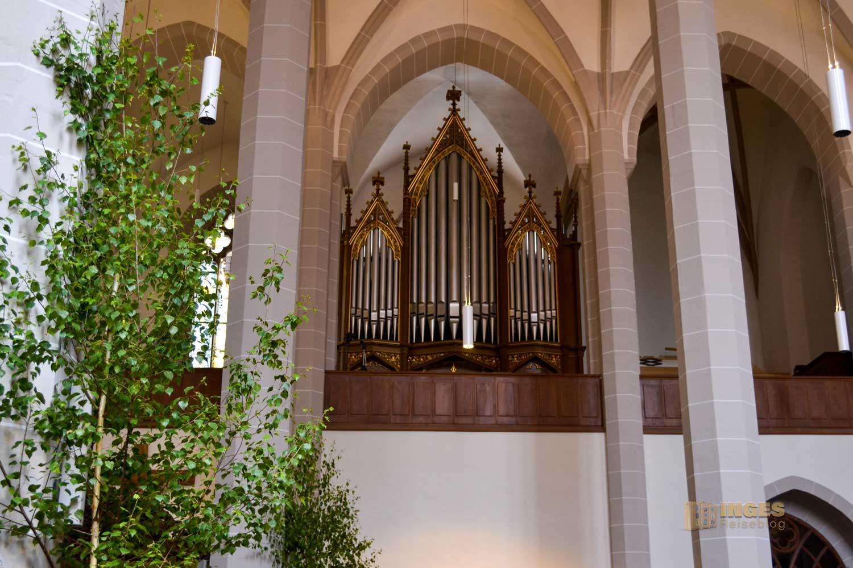 katholische Orgel im Dom St. Petri zu Bautzen