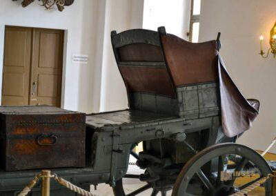 Kutscheneinfahrt Schloss Moritzburg