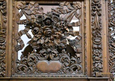 Chorgestühl im Dom St. Petri zu Bautzen