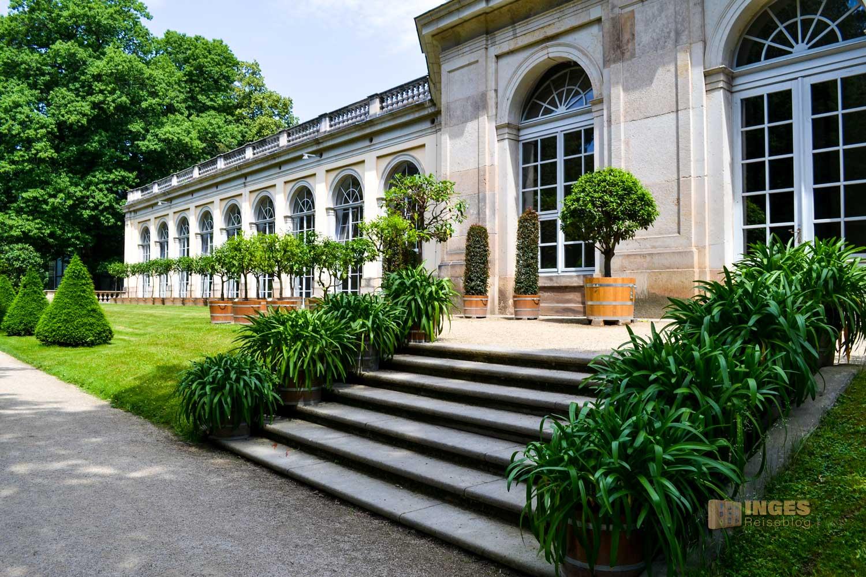 Orangerie Park Pillnitz