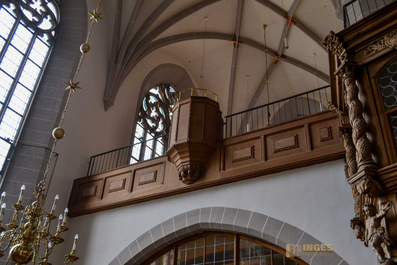 Fürstenloge Dom St. Petri zu Bautzen