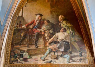 Wandbilder Albrechtsburg in Meißen