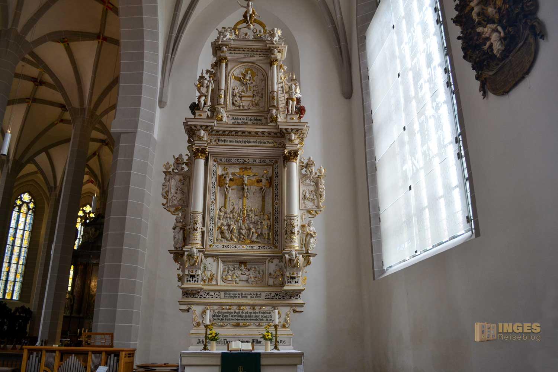 Abendmahlaltar Dom St. Petri zu Bautzen
