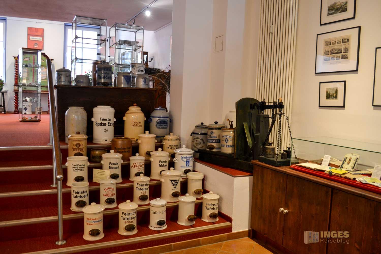 Senfmuseum in Bautzen