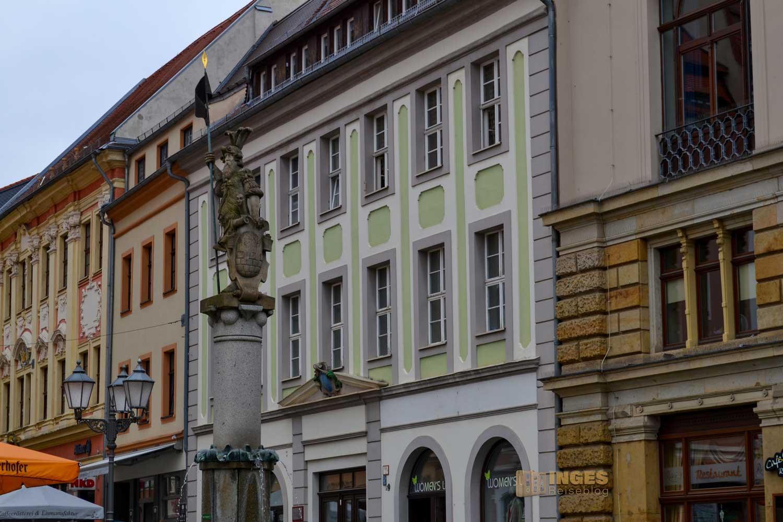 Hauptmarkt in Bautzen