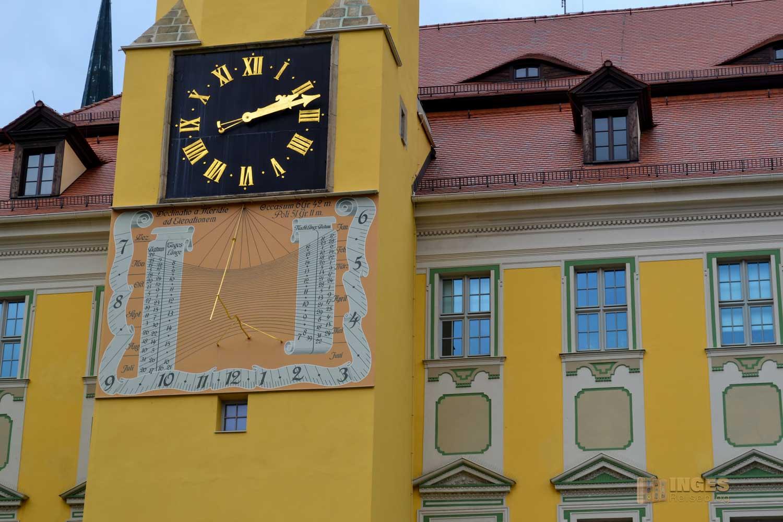 Rathaus in Bautzen