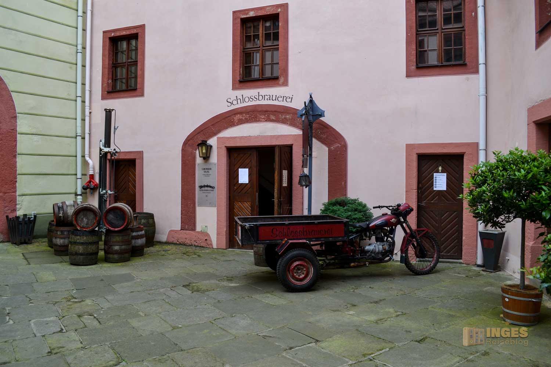 Burgschänke Schloss Weesenstein