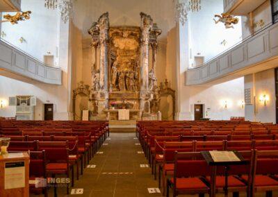 Dreikönigskirche Innere Neustadt Dresden