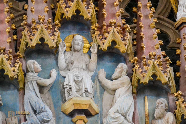 Die Fürstenkapelle im Dom zu Meißen