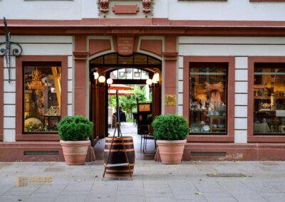 Kunsthandwerkerpassagen in der Inneren Neustadt Dresden