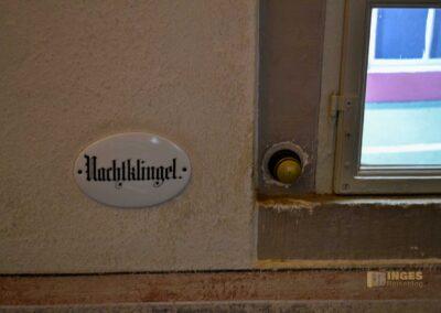 Dienerkammer auf Schloss Weesenstein