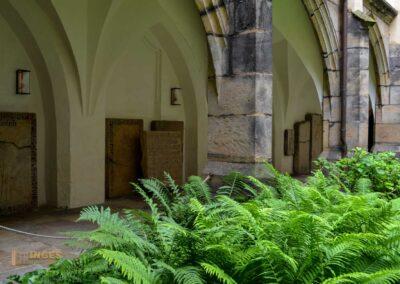 Kreuzgang Dom zu Meißen