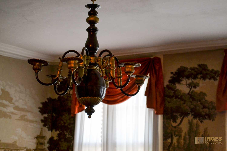 Chinesischer Salon Schloss Weesenburg