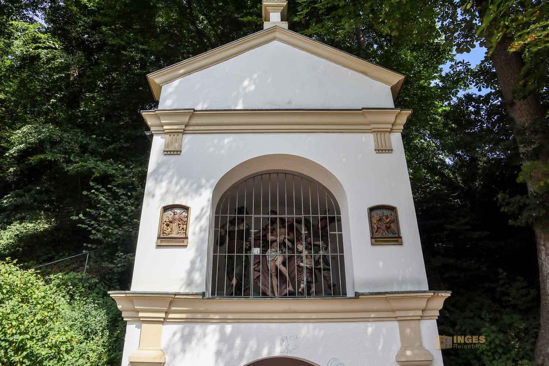 Ecce-Homo Kapelle Kreuzweg Salvator Schwäbisch Gmünd