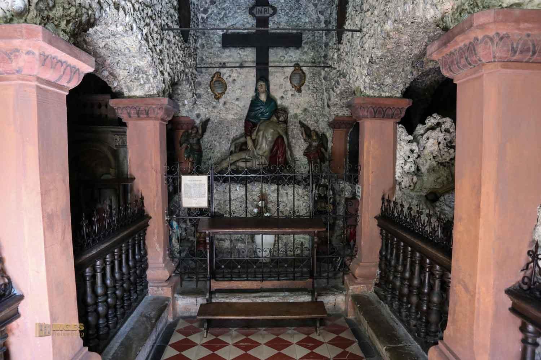 Muschelkapelle St. Salvator Schwäbisch Gmünd
