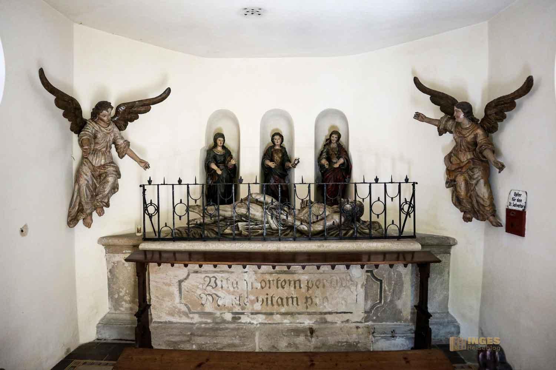 Heilig-Grab-Kapelle St. Salvator Schwäbisch Gmünd