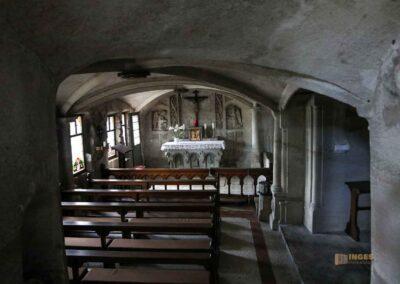 Felsenkapelle Wallfahrtskirche St. Salvator Schwäbisch Gmünd