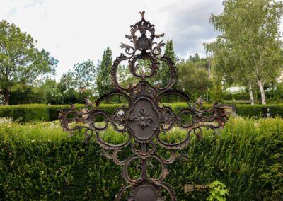 historische Grabdenkmäler St. Leonhardsfriedhof in Schwäbisch Gmünd