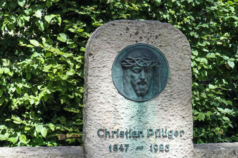 St. Leonhardsfriedhof in Schwäbisch Gmünd