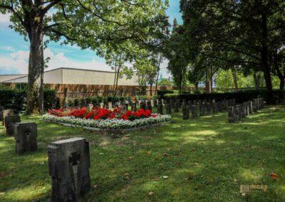 Kriegsgräber St. Leonhardsfriedhof in Schwäbisch Gmünd