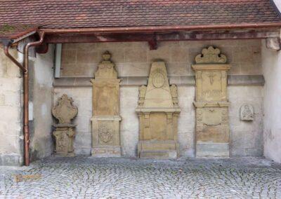 Leonhardskirche St. Leonhardsfriedhof in Schwäbisch Gmünd