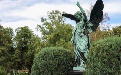 Ruhe und Stille – Impressionen vom St. Leonhardsfriedhof in Schwäbisch Gmünd