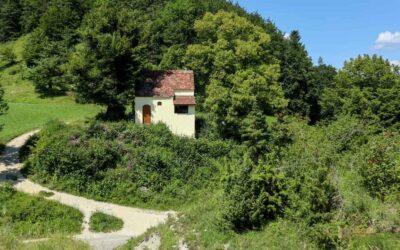 Des Reiterleskapelle bei Waldstetten