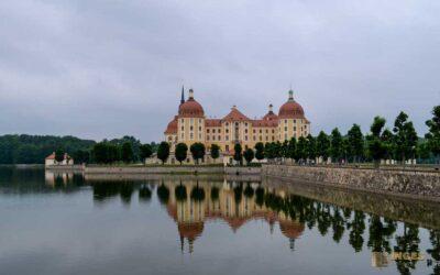 Auf Schloss Moritzburg
