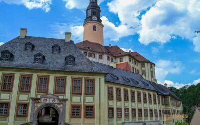 Auf Schloss Weesenstein