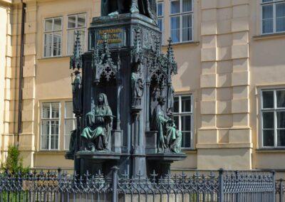 Denkmal Kaiser Karl IV. in Prag
