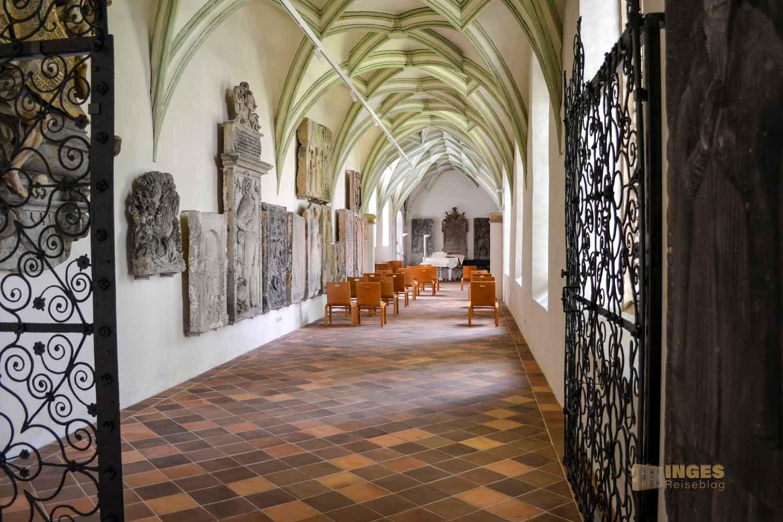 Kreuzgang Dom St. Marien zu Freiberg
