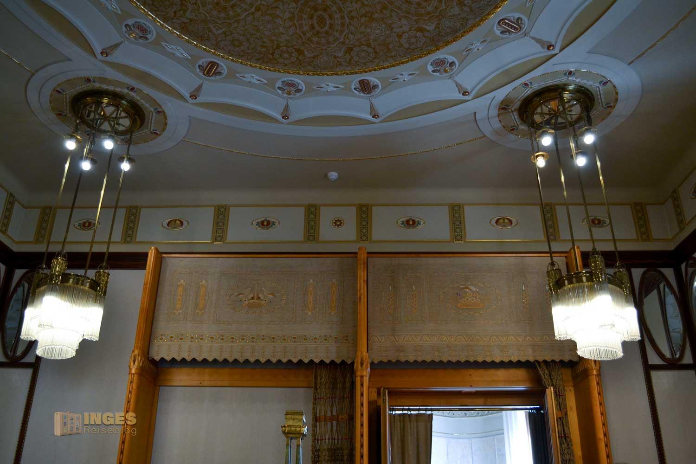 der Slowakische Salon im Gemeindehaus in Prag