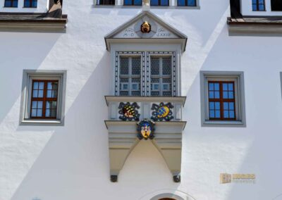 Rathaus Silberstadt Freiberg