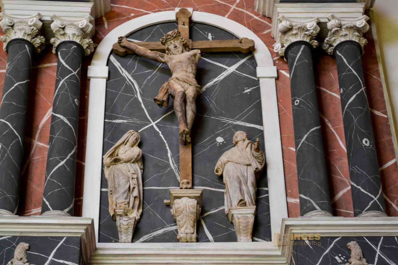 Grabkapelle Familie von Schönberg Dom St. Marien zu Freiberg