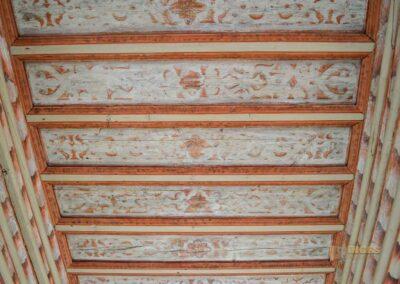 Roter Saal Schloss Wildeck in Zschopau