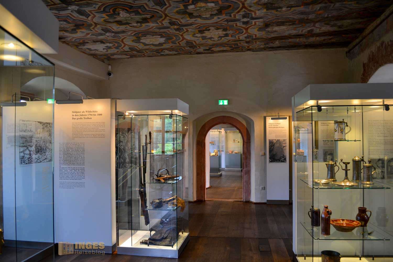 Ausstellung auf Burg Scharfenstein