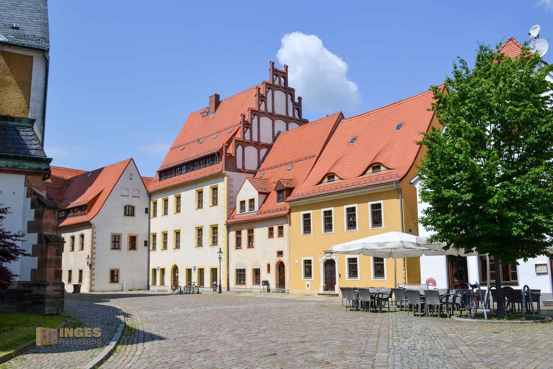 Petriplatz Silberstadt Freiberg